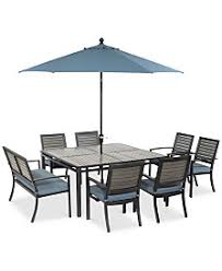 6 Seat Patio Dining Set Dining Sets Outdoor Patio Furniture Macy U0027s