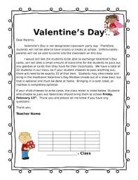 editable valentine u0027s day letter for parents by jessica mcallister