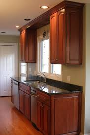 Cherry Cabinets In Kitchen 7 Best Kitchens Cherry Images On Pinterest Kitchen Cabinets