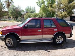 1996 isuzu rodeo information and photos zombiedrive
