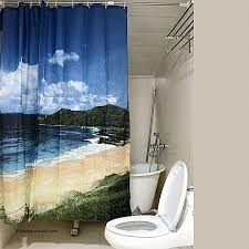 No Liner Shower Curtain Curtains Fabric Shower Curtain No Liner Needed Inspirational 84