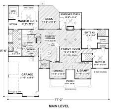 country kitchen house plans house plan 74834 at familyhomeplans