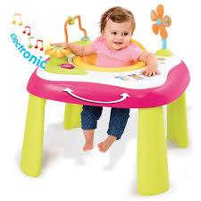 table d activité bébé avec siege youpi baby cotoons la grande récré vente de jouets et jeux