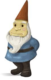 Lawn Gnome by Clipart Misc Npc Garden Gnome