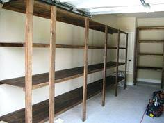 Building Wood Shelves Garage by Diy Garage Shelves 4wood Storage Rack For Wooden Plans U2013 Venidami Us