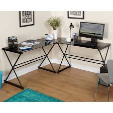 Simple L Shaped Desk Simple Living Alex L Shaped Desk Free Shipping Today Overstock