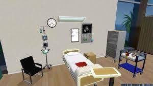 simulation room haemorrhage nursing simulation room