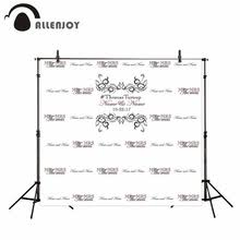 wedding backdrop logo buy logo backdrop and get free shipping on aliexpress