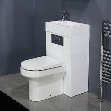 Toilet With Bidet Built In Toilet With Sink On Top Integrated Basin Sink Built In