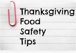thanksgiving food safety tips erie county ny department of health