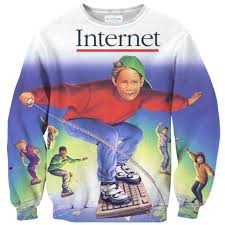 Internet Meme Shirts - internet kids sweater shelfies