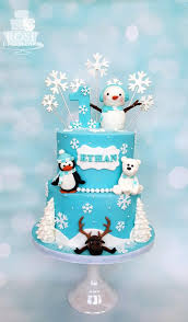the 25 best winter wonderland cake ideas on pinterest winter