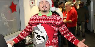 internet killed ugly christmas sweater daily dot