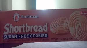 voortman sugar free shortbread cookies youtube