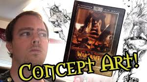 some interesting concept art from the warcraft iii dvd youtube
