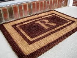 Exterior Door Mat Front Door Mats Inertiahome Home Decorating Interior Design
