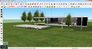 how to make a floor plan in sketchup how to use faceme tree components in sketchup tonytextures com