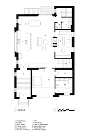 Diy Home Floor Plans by Gallery Of Church Conversion Into A Residence Linc Thelen Design