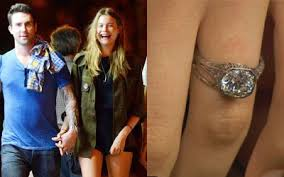 behati prinsloo wedding ring engagement engagement ring news wedding news how to