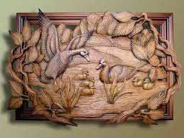 wood carving artwork made by nosikov craft gift ideas