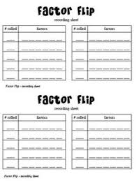 factors multiples prime composite ppt game factors rainy
