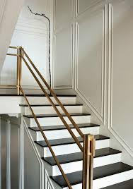 Metal Landing Banister And Railing 47 Stair Railing Ideas Decoholic