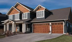 Clopay Overhead Doors Wood Panel Garage Doors Clopay Classic Wood Collection
