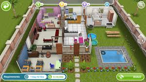 architect home 13 interior view sims freeplay house design