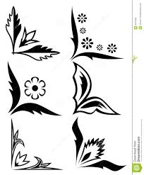 vector corner ornament royalty free stock photo image 3477935