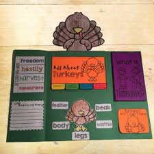 thanksgiving lapbook by keeping up with mrs harris tpt