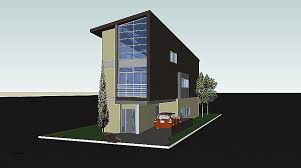 modern narrow house house plan elegant narrow house plans with garage underneath