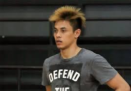 romeo haircut romeo admits he could be easy target in fiba asia news 2015