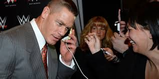 Jhon Cena Meme - john cena reminds everyone about his personal meme with iphone tweet
