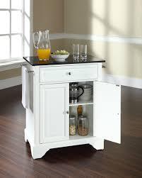white kitchen island with black granite top white kitchen island with black granite top 28 images white
