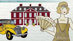 themes of wealth in the great gatsby jay gatsby s house in the great gatsby video lesson transcript