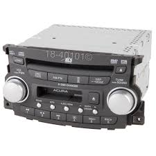 Acura Rsx Radio Code Acura Radio Or Cd Player Parts View Online Part Sale