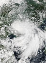 Tropical Storm Pakhar