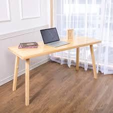 Simple Modern Desk Simple Modern Pine Computer Desk High Quality Solid Wood Desk