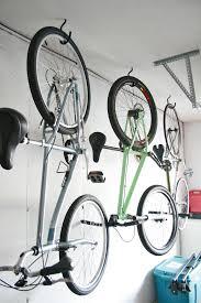 bike hangers for garage ceiling hanger inspirations decoration