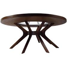Coffee Table Sale by Mid Century Modern Broyhill Brasilia Cathedral Coffee Table For