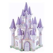 castle cakes princess cake purple princess castle cake wilton