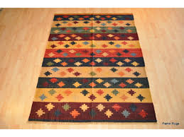 Indian Hand Woven Rugs Rugs On Sale Buy This Beautiful Handmade Hand Woven Wool Rug Only