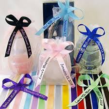 cheap personalized party favors personalized ribbon imprinted ribbon for personalized favors