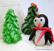 christmas igloo cake veena azmanov