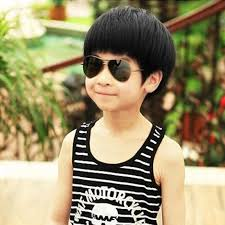boy haircuts sizes 2015 fashion baby small boy cosplay party full short wigs straight