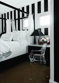 black and white bedroom wallpaper decor ideasdecor ideas black and white bedroom with streaky wallpaper closed little glass