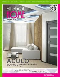 all about home e march by all about home magazine issuu