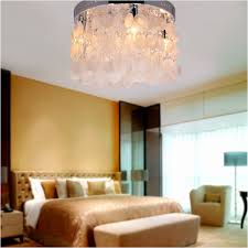 Bronze Ceiling Light Bedroom Square Flush Mount Ceiling Light Flush Mount Drum Light
