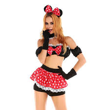 minnie mouse costume disfraces adultos halloween costumes
