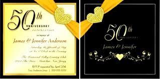 50th birthday invite templates 50th birthday invitation template